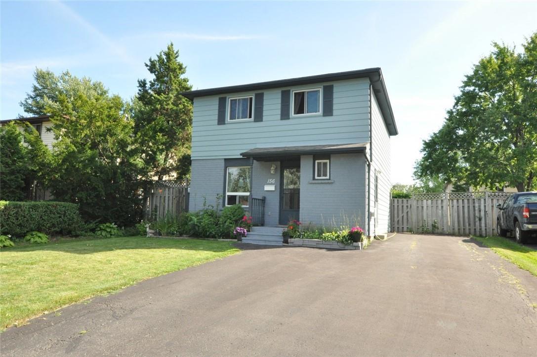 156 BIRCHCLIFFE Crescent, hamilton, Ontario